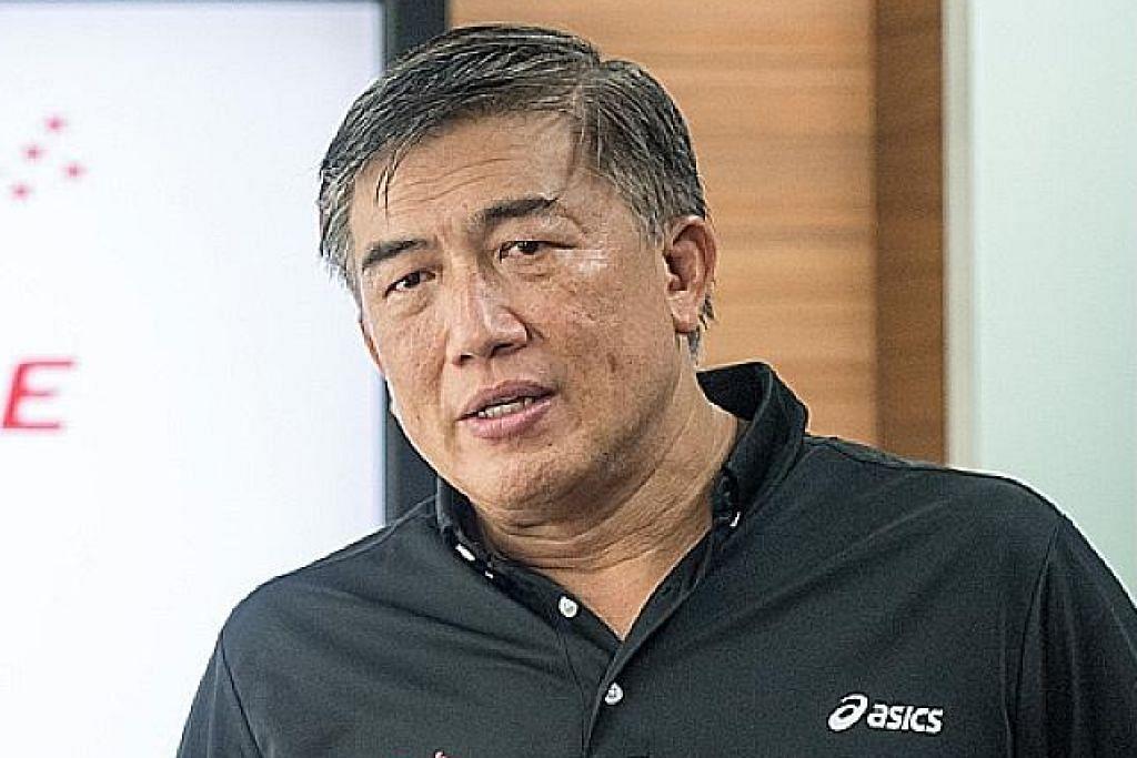 Ketua SportSG gesa pemimpin baru FAS dengar pandangan berbeza