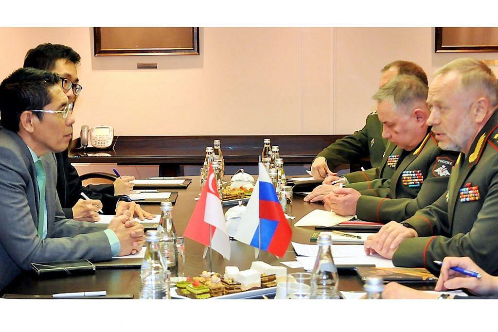 Maliki hadiri sidang keselamatan di Moscow