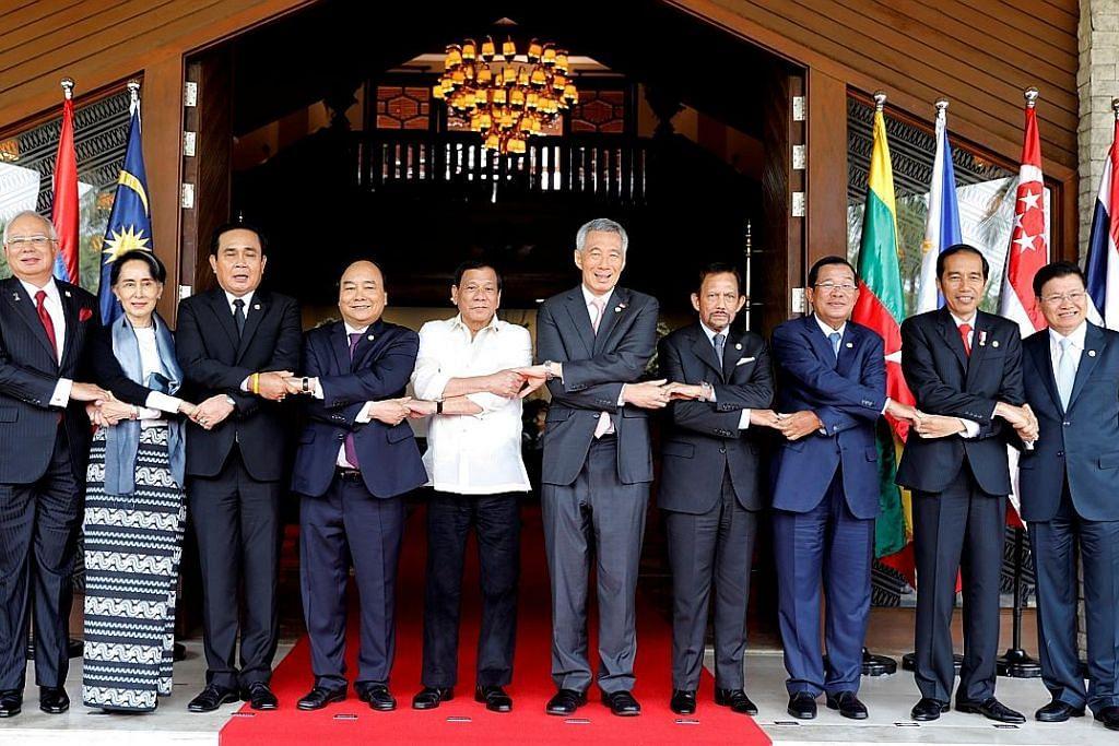 Asean tidak harus tunduk kepada arus antiglobalisasi: PM Lee