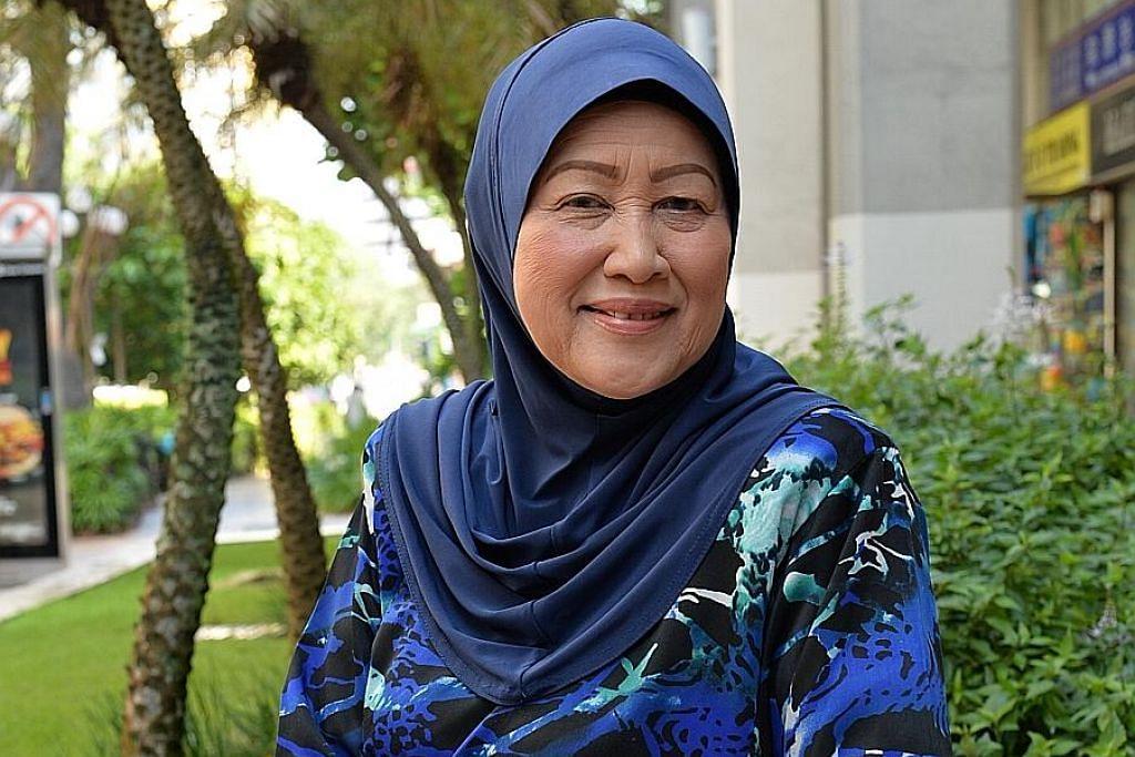 Makkah pujuk hati Rubiah Suparman
