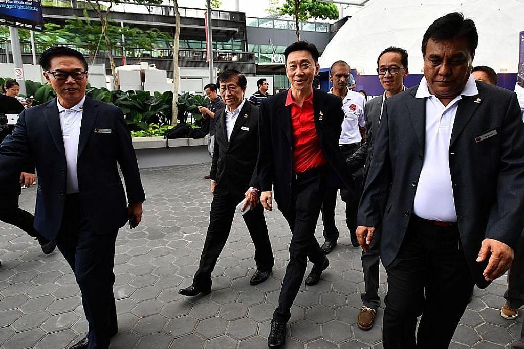 Bill Ng: Siasatan polis bukan punca kekalahan pasukan
