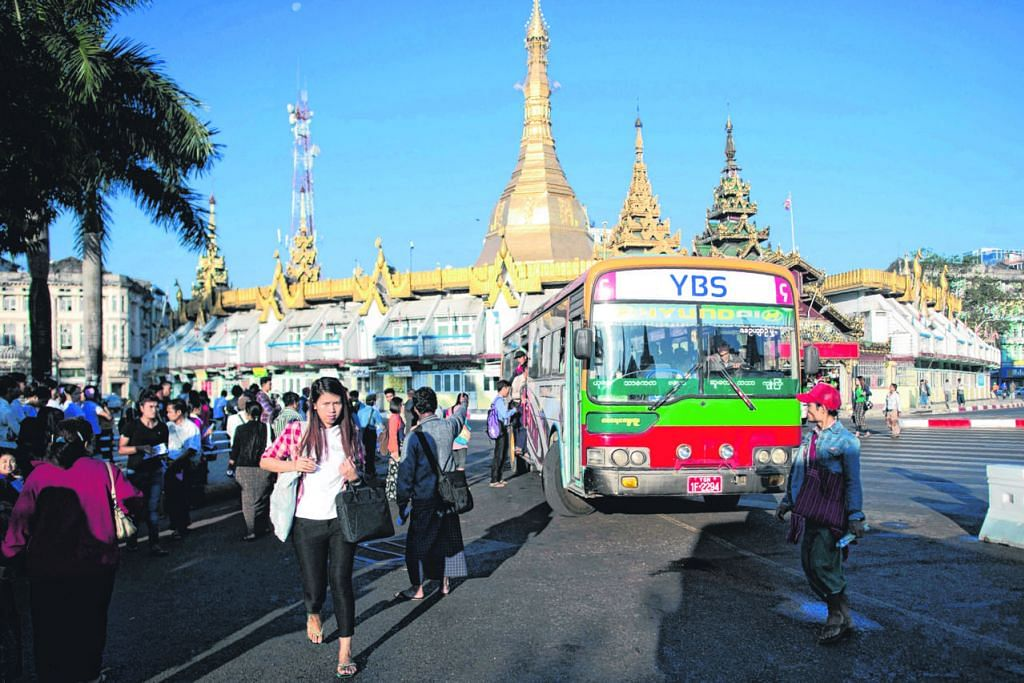 Myanmar ambil langkah pulihara bangunan warisan