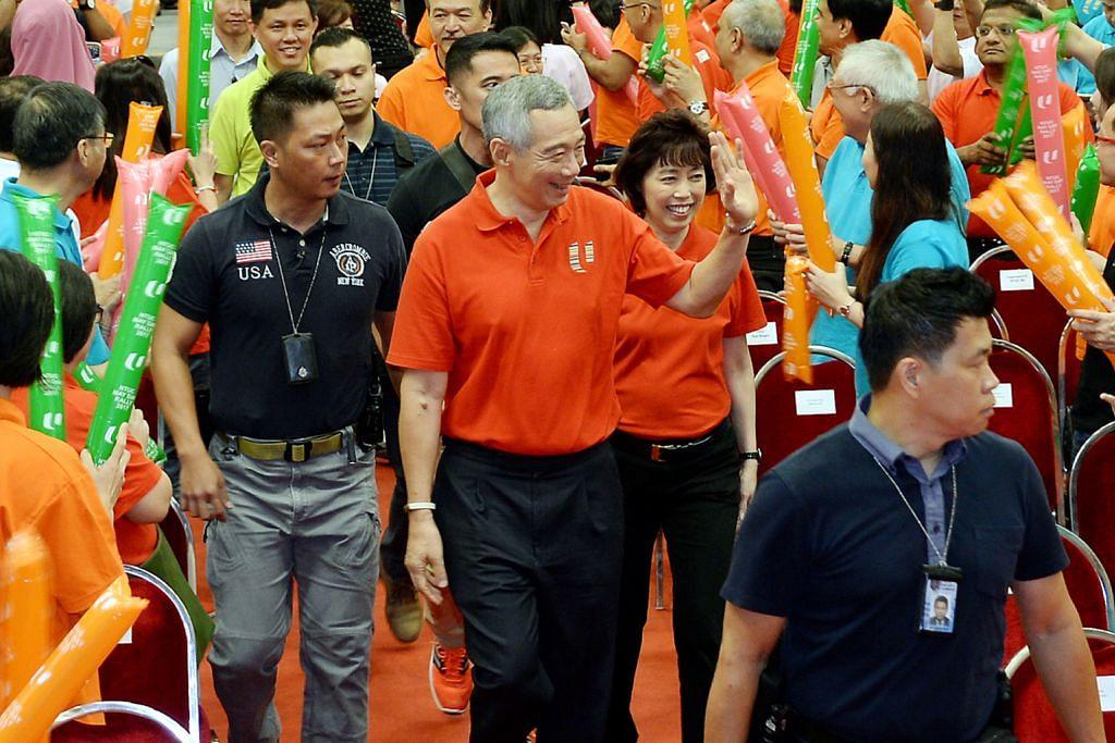 PM Lee: Tiga strategi pastikan negara terus makmur