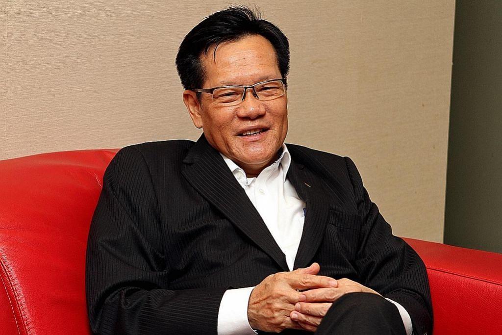 PRESIDEN BARU FAS Lim anggap pemilihan 'seruan agar khidmat kepada negara'