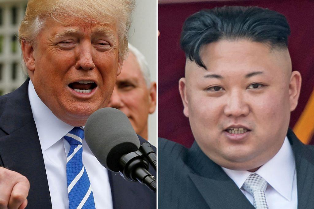 Trump tidak tolak jumpa Jong-Un