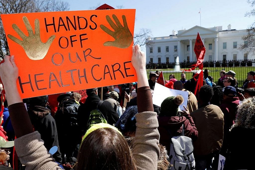 Trump cuba lagi rombak sistem kesihatan
