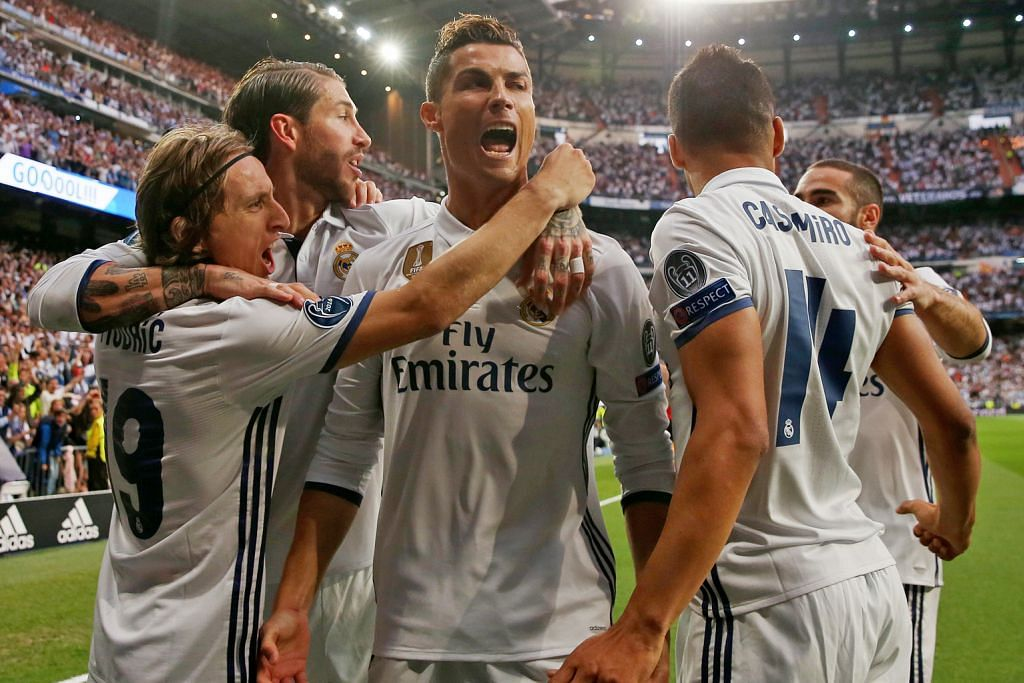 'Keunikan' Ronaldo letak Real di ambang final