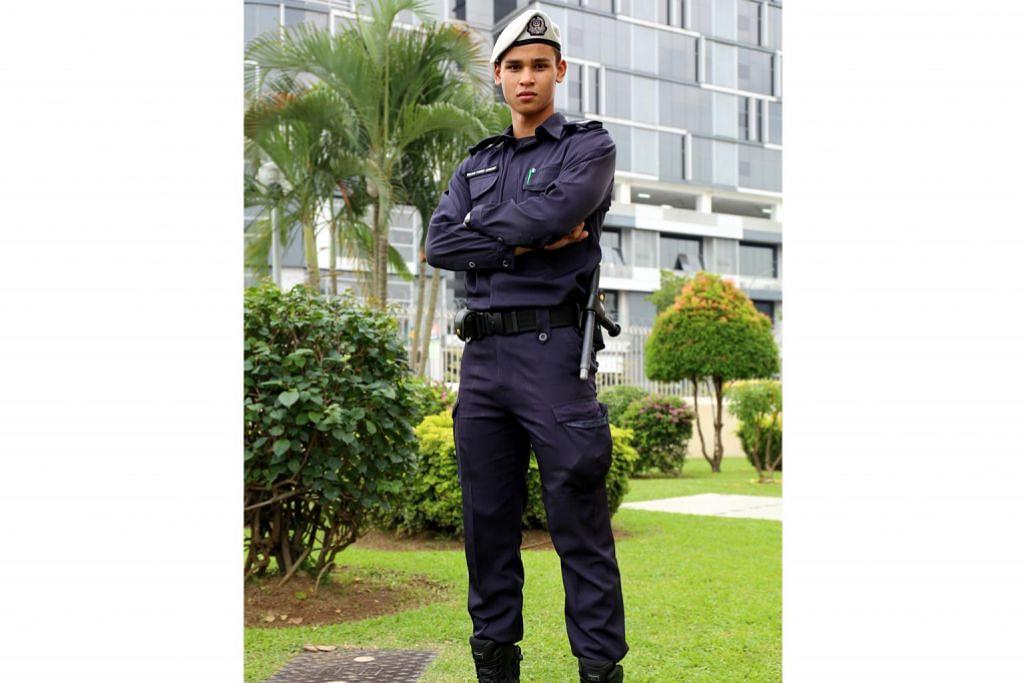 Irfan berkhidmat untuk negara