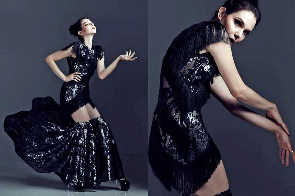 Busana pereka fesyen S'pura dipapar majalah Australia