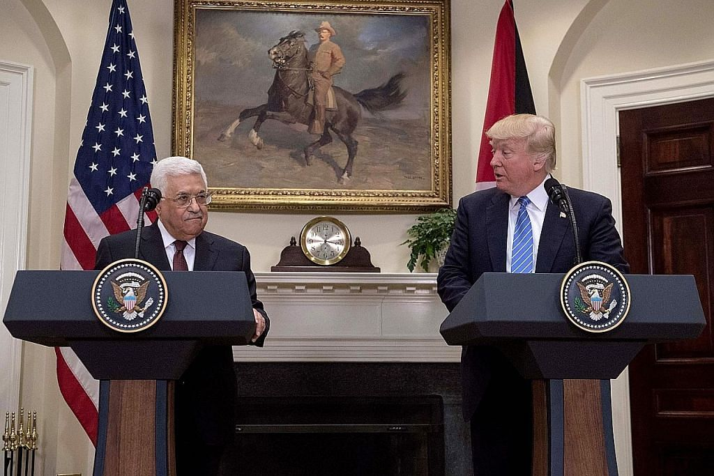 Trump yakin damai Palestin-Israel boleh dicapai