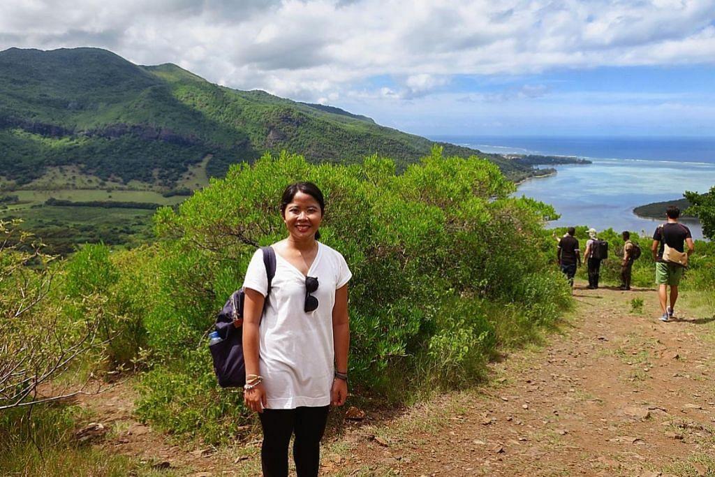 Seronok teroka Mauritius KEMBARA