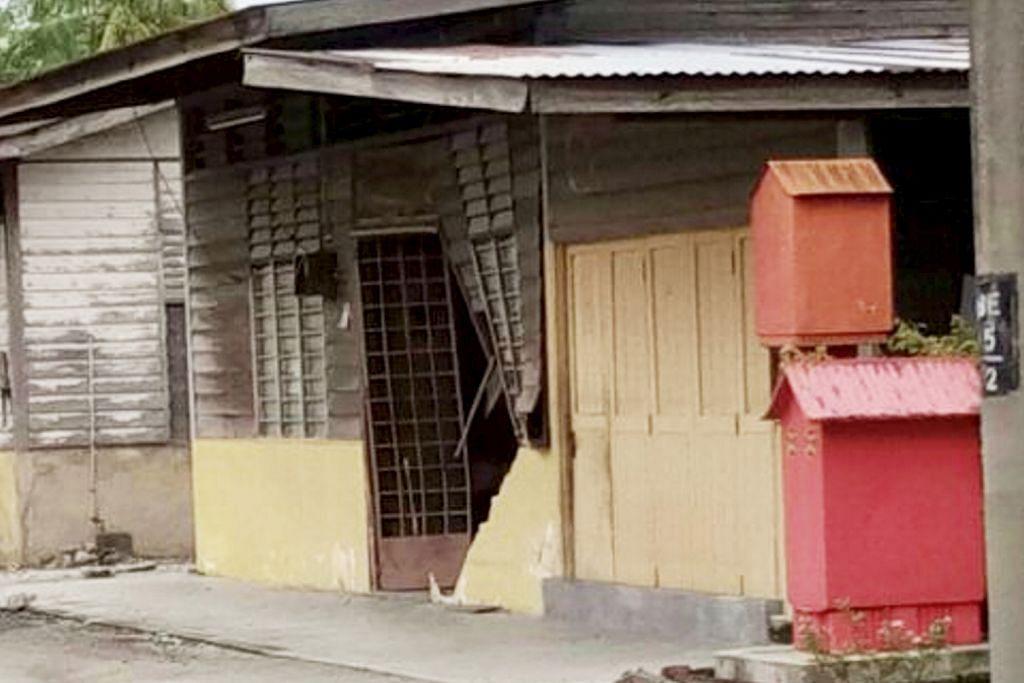 Warga emas maut selepas dirempuh kereta jiran di Perak