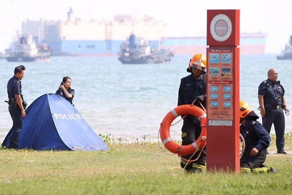 Mayat murid yang hilang ditemui di perairan Jeti Bedok