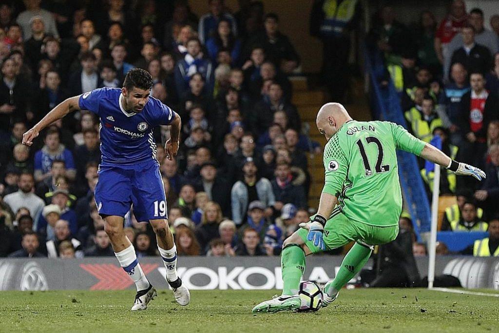 Chelsea orak langkah lebih hampir jadi juara LIGA PERDANA ENGLAND