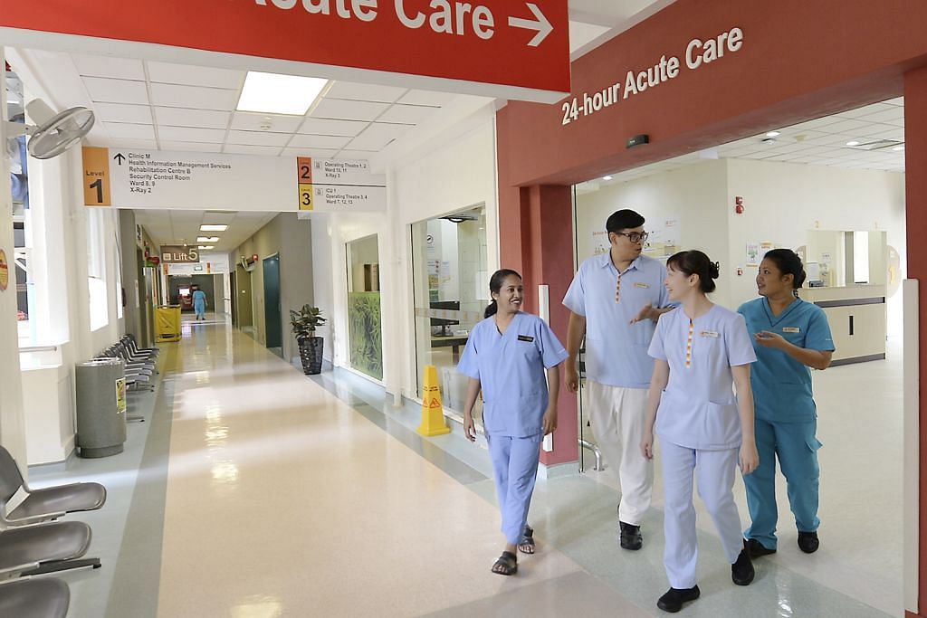 Sakit kecemasan kecil? Hospital Alexandra sedia rawatan 24 jam