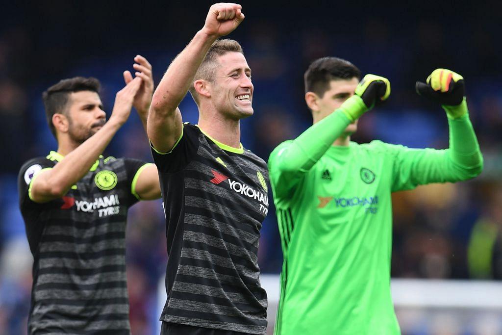 Chelsea hanya 90 minit dari mahkota juara