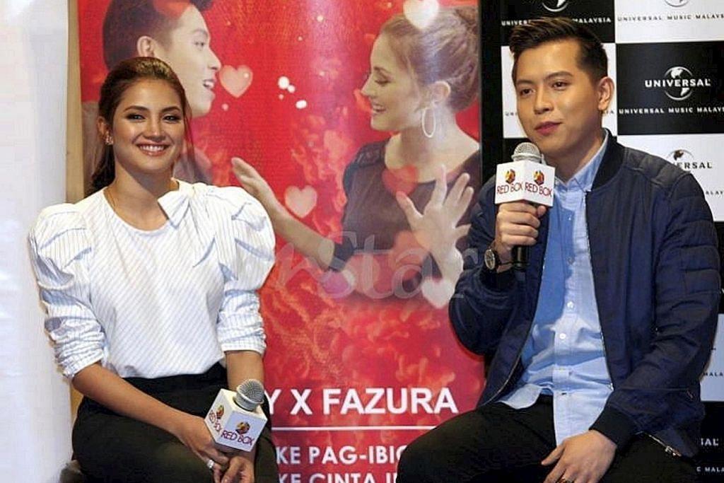 Biar dikritik, Fazura tetap mahu tingkat diri jadi penyanyi