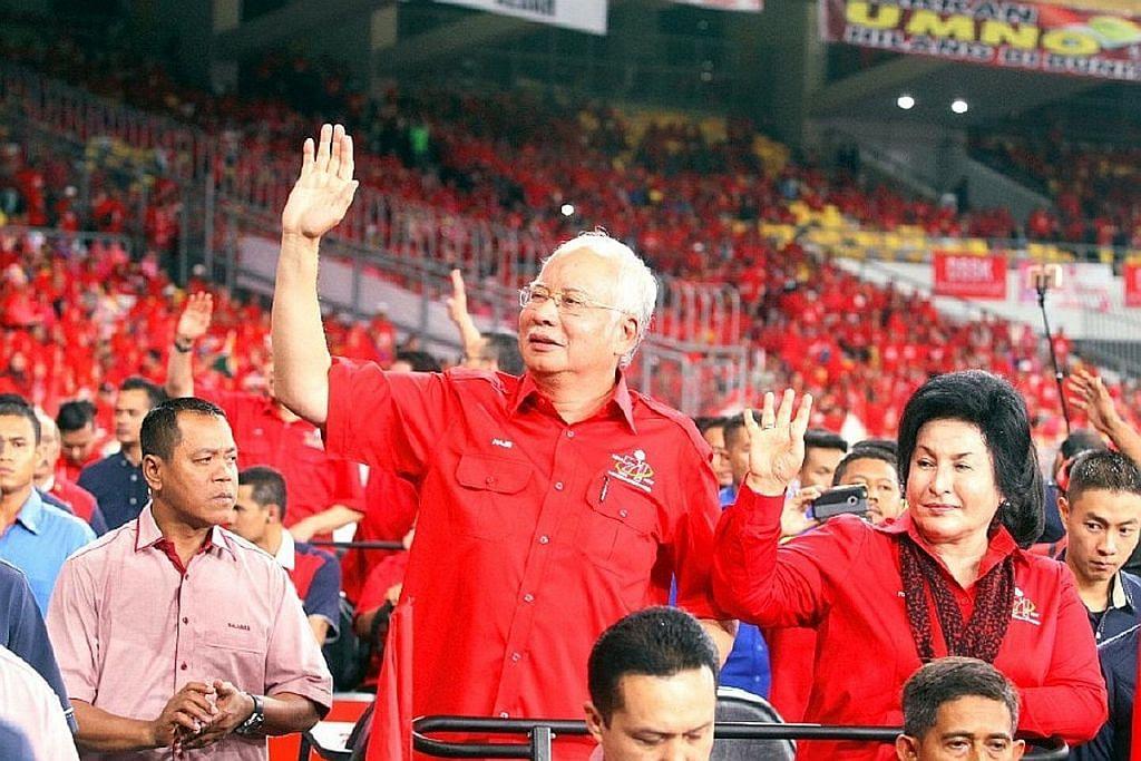 Najib yakin Umno, BN akan diberi mandat lagi
