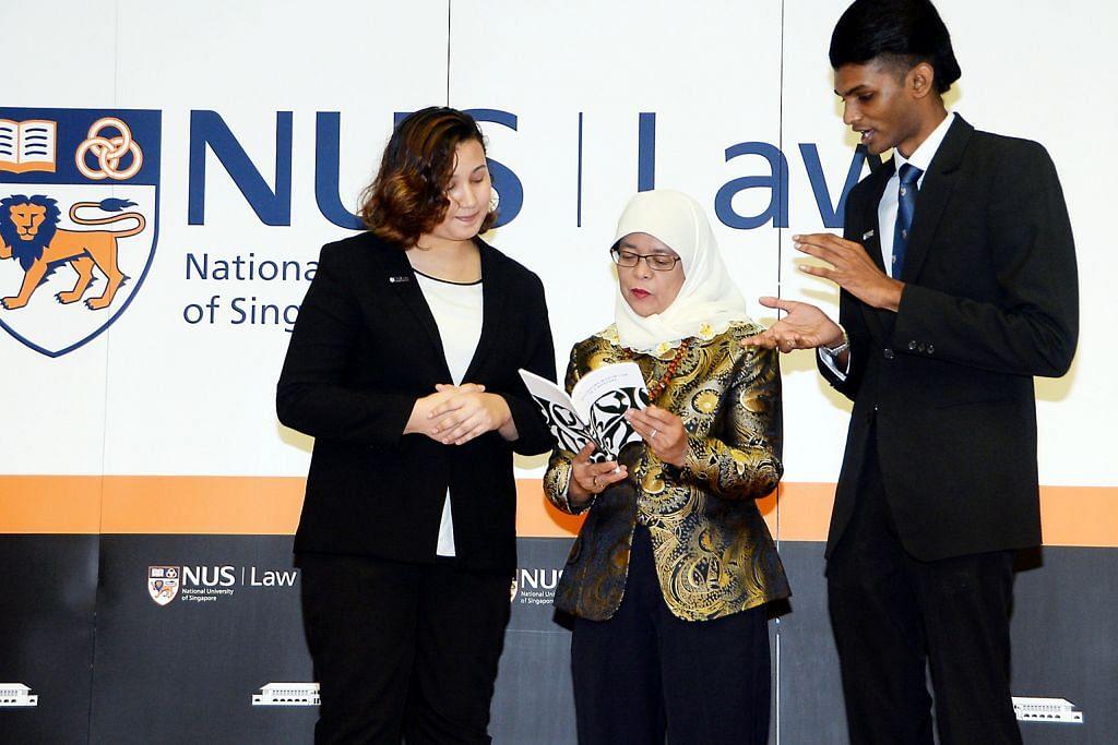 NUS lancar buku panduan syariah