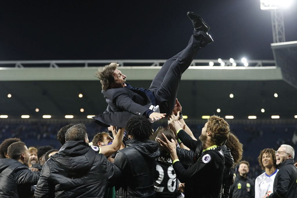 Chelsea juara