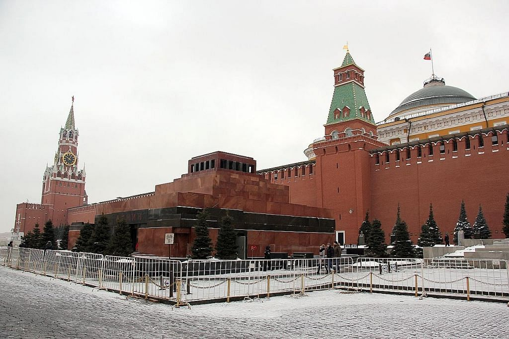 Meneroka pelbagai 'misteri' di Russia...