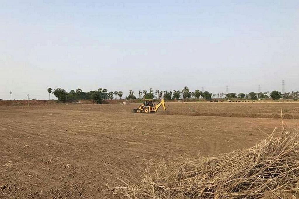 Konsortium S'pura diberi hak bangun kawasan komersial di Andhra Pradesh, India