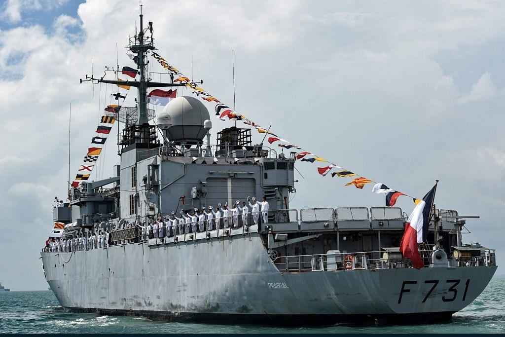 Perhimpunan kapal perang global