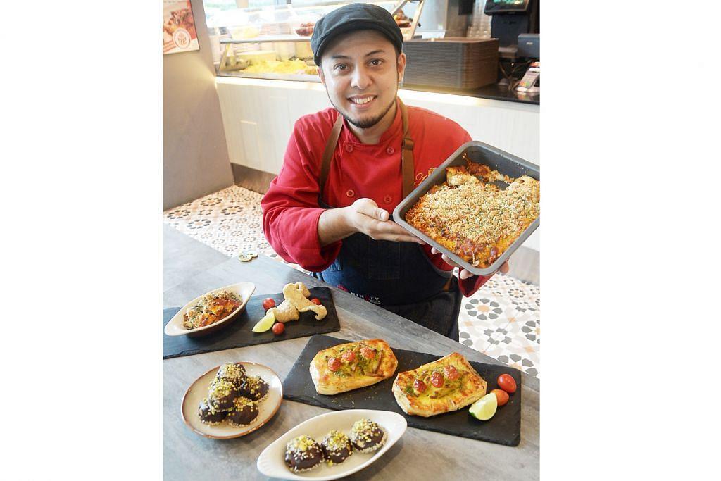 Cef Syed kongsi resipi, cara buat terung lasagna