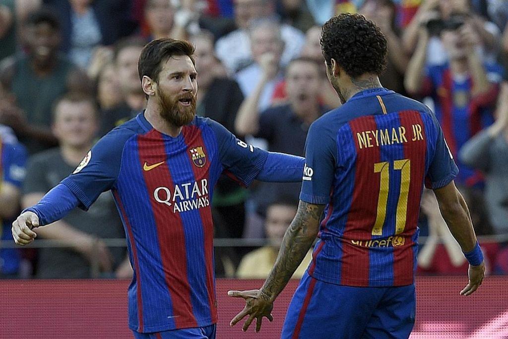 LA LIGA SEPANYOL Real Madrid, Barcelona di tempat teratas