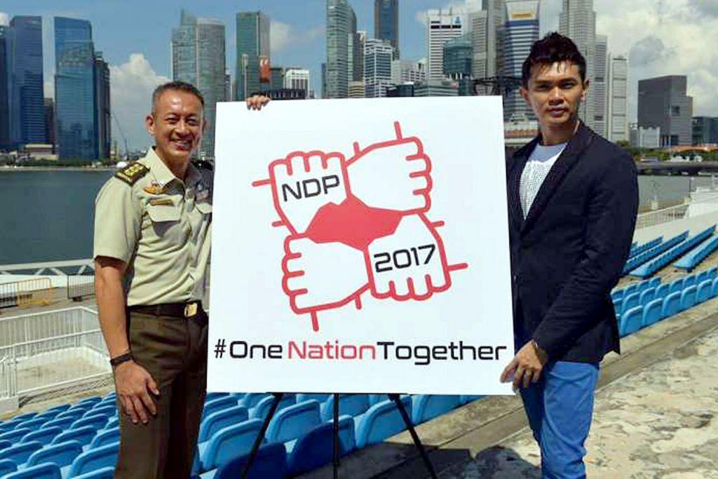 NDP kembali ke Pentas Terapung Marina Bay