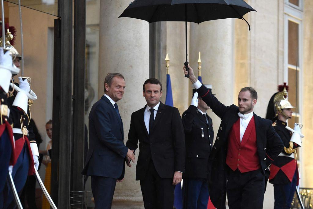 Pilihan raya parlimen: Parti Macron dijangka menang besar