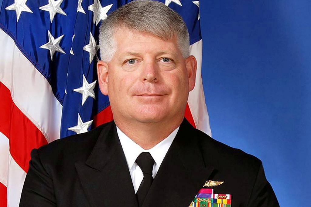 Rasuah: Laksamana angkatan laut AS dijel 18 bulan