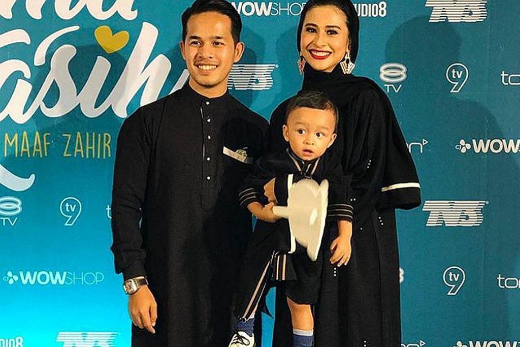 Fouziah kongsi pengalaman hamil anak kedua