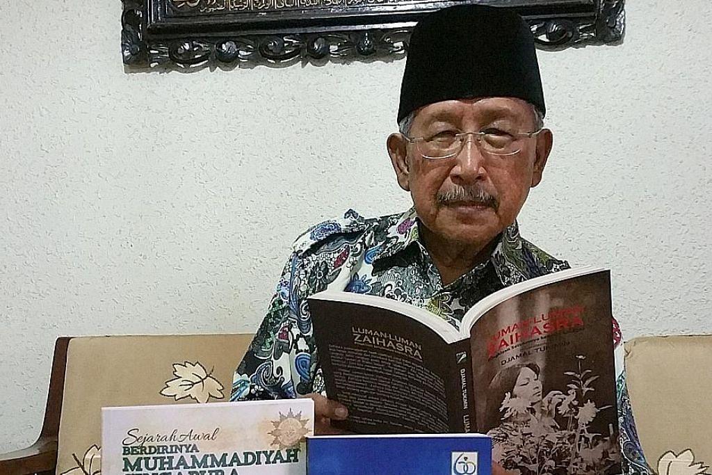 Djamal Tukimin lancar tiga buku rakam sejarah, sastera