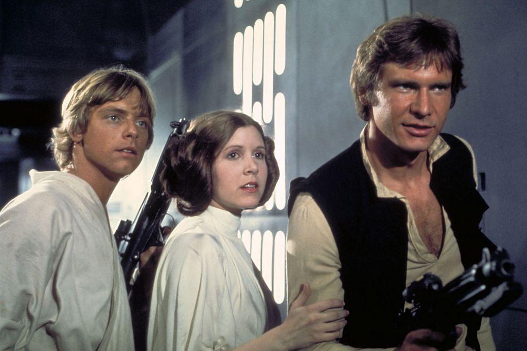 Ford tidak begitu teruja dengan filem Star Wars terbaru 'Han Solo'