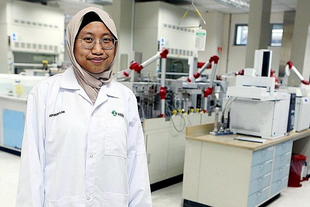 Sentuhan wanita dalam pengajian dan kerjaya mikrobiologi