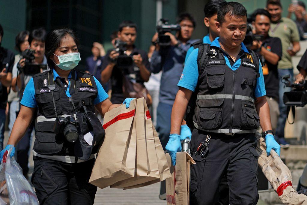 Serangan bom di hospital Thai cederakan 24