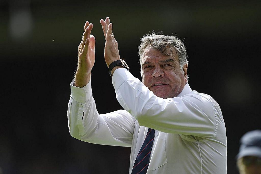 Allardyce undur daripada Crystal Palace, pengurusan