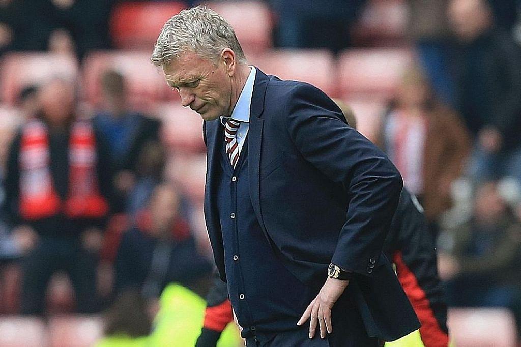 LIGA PERDANA ENGLAND Moyes: Hadapi banyak tentangan di Sunderland