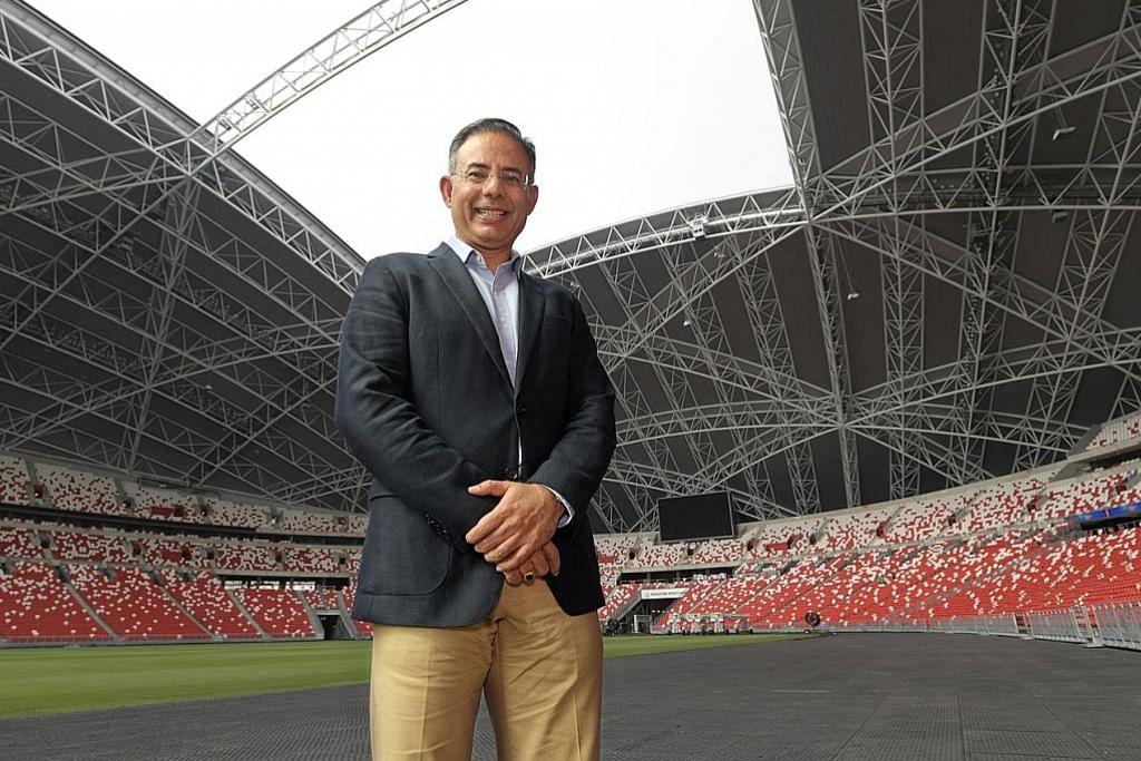 SUKAN SETEMPAT CEO Hab Sukan dijangka undur diri
