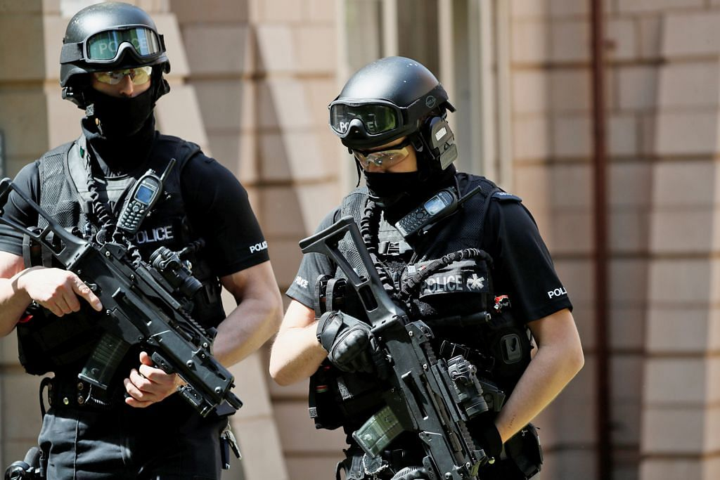 Paras ancaman pengganas dipertingkat kepada kritikal