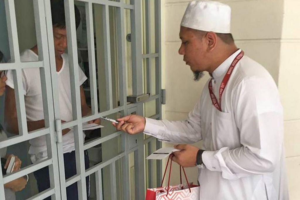 Masjid Yusof Ishak siap sambut Ramadan sambil dekati bukan Islam