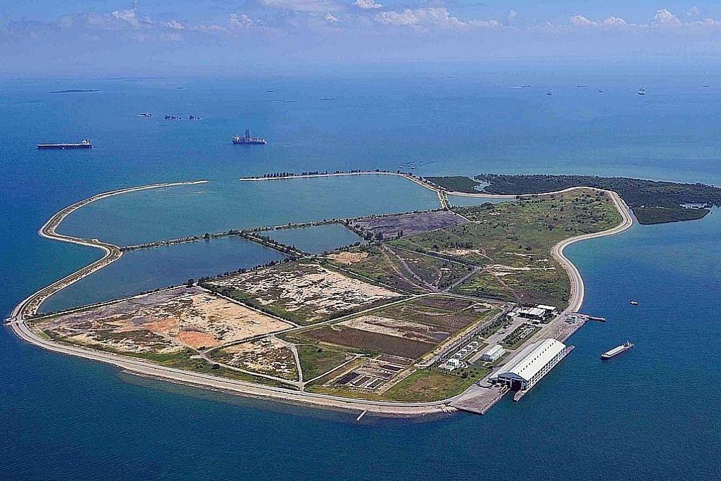 Firma Perancis bantu bina grid tenaga kecil di Pulau Semakau