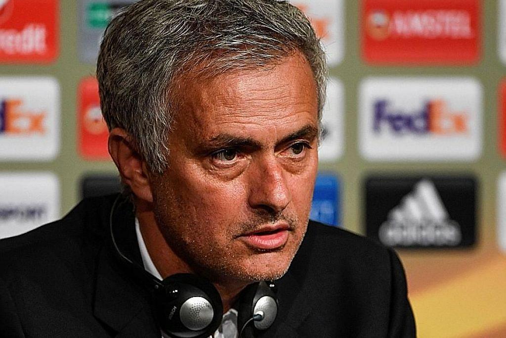 Mourinho: Musim ini satu kejayaan buat Man U