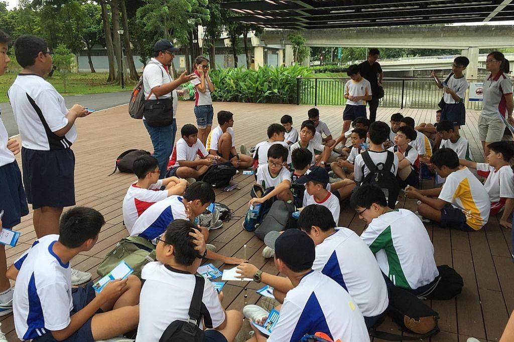 SPH dan badan sukarela anjur program lindungi perairan bersama pelajar