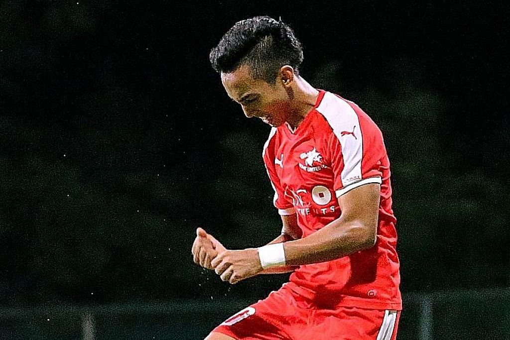 Home belasah Brunei 9-3