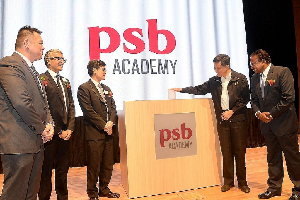 PSB Academy lancar kampus baru di Marina Square