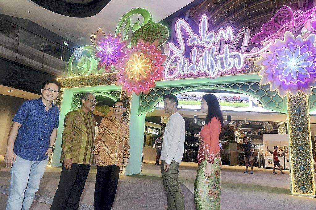 Bazar Raya Tampines pamer produk eksotik