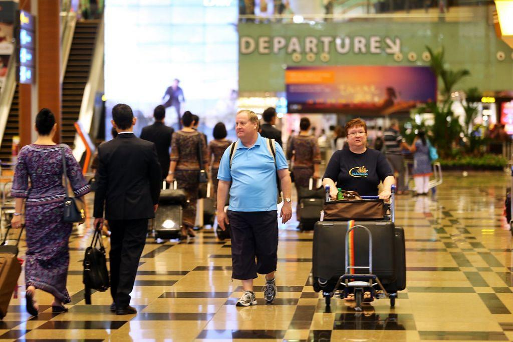 Changi urus lebih 1 bilion penumpang sejak dibuka pada 1981