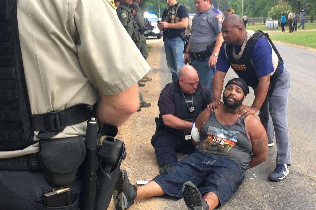 Lelaki mengamuk tembak mati lapan di Mississippi